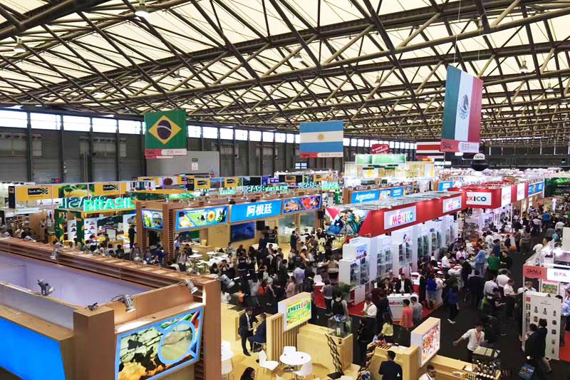 Meatfinder participates in China's largest food fair – MeatFinder 新闻
